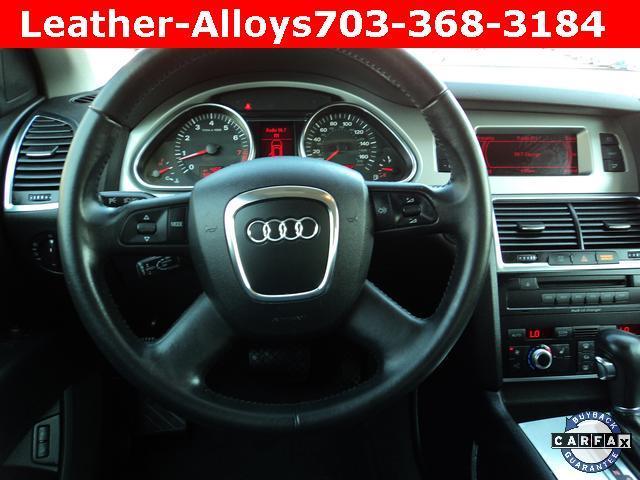 Image 10 of 2008 Audi Q7 3.6 6-Cylinder…