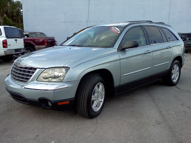 2005 CHRYSLER PACIFICA FWD TOURING unspecified abs brakesair conditioningalloy wheelsamfm radi