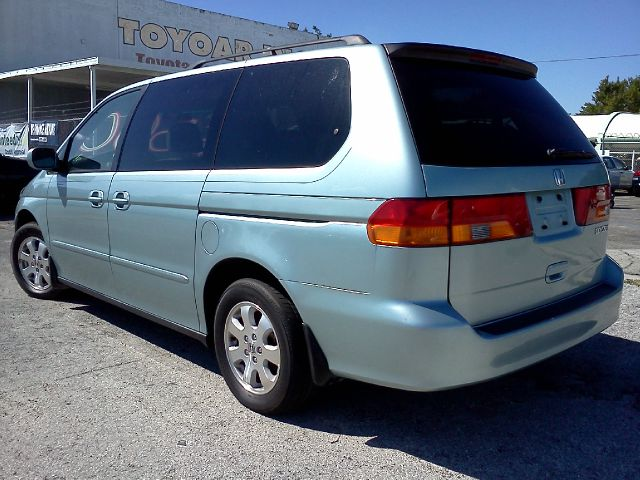 2003 HONDA ODYSSEY EX silver blow out sale abs brakesair conditioningalloy wheelsa