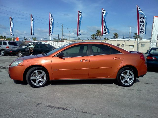 2007 PONTIAC G6 SEDAN unspecified air conditioningamfm radioanti-brake system non-abs  4-whee