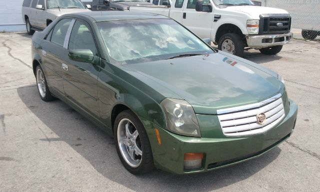 2003 CADILLAC CTS BASE green abs brakesair conditioningalloy wheelsamfm radioanti-brake syste