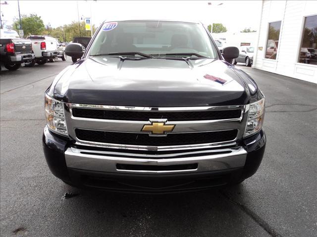 Image 16 of 2011 Chevrolet Silverado…