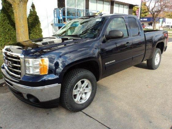 Image 1 of 2012 GMC Sierra 1500…