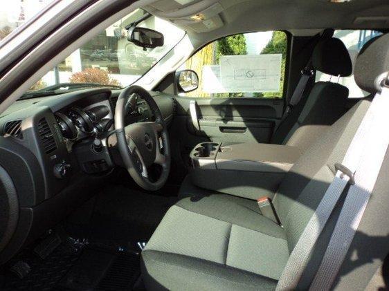 Image 8 of 2012 GMC Sierra 1500…
