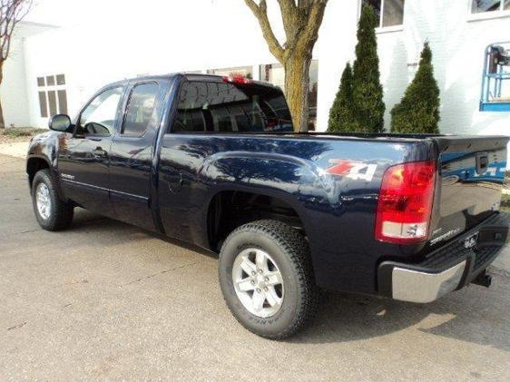 Image 12 of 2012 GMC Sierra 1500…