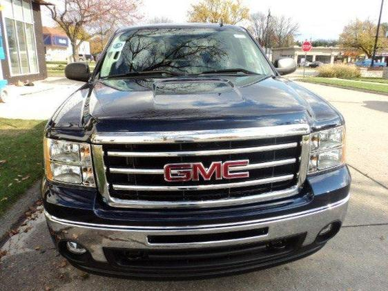 Image 19 of 2012 GMC Sierra 1500…
