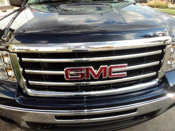 Image 20 of 2012 GMC Sierra 1500…