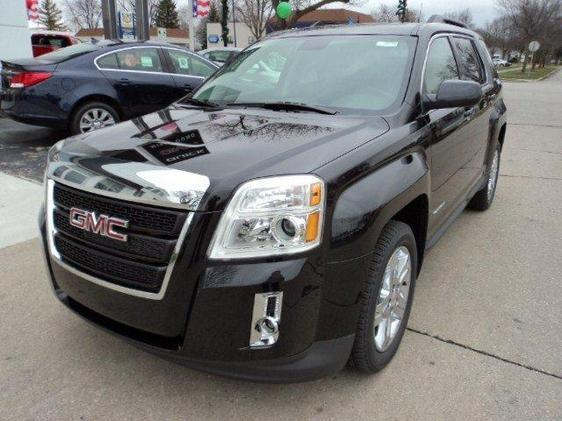 Image 1 of 2012 GMC Terrain SLE-2…