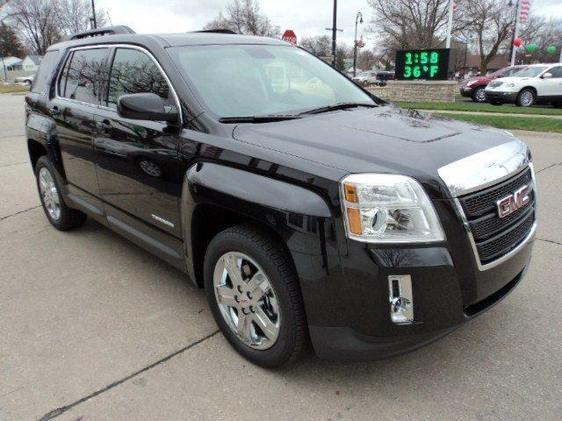 Image 12 of 2012 GMC Terrain SLE-2…