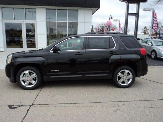 Image 19 of 2012 GMC Terrain SLE-2…