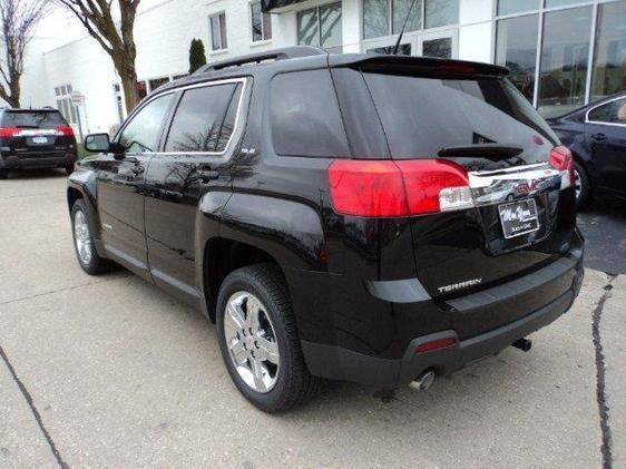 Image 20 of 2012 GMC Terrain SLE-2…