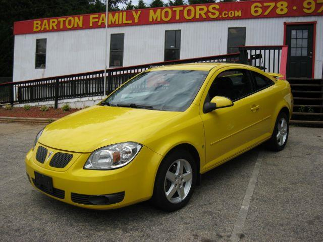 2008 Pontiac G5 Pursuit For Sale In Gainesville GA - Barton Family ...