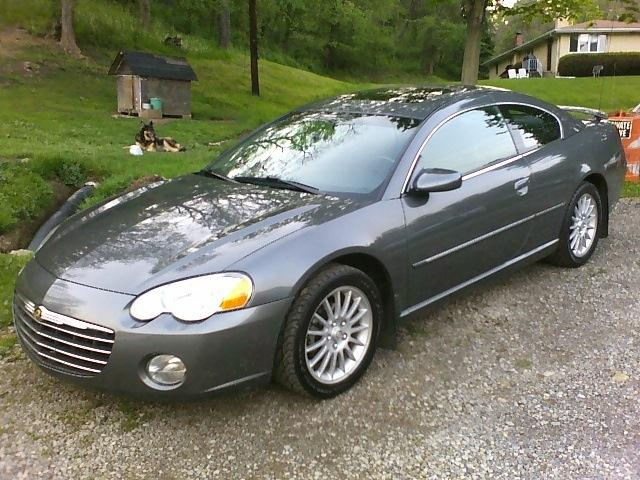 2004 Chrysler Sebring LIMITED - WEST ALEXANDER PA