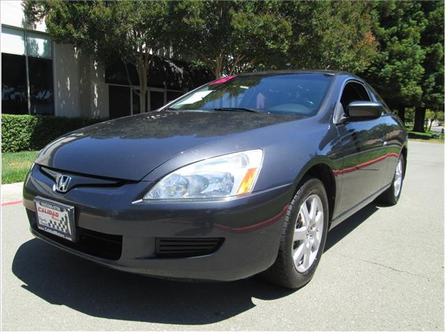2005 HONDA ACCORD EX COUPE 2D charcoal financing available bad credit first time buyers open ban
