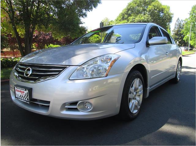 2010 NISSAN ALTIMA 25 S SEDAN 4D silver financing available bad credit first time buyers open b