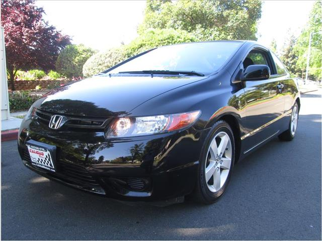 2008 HONDA CIVIC EX COUPE 2D black financing available bad credit first time buyers open bankrup