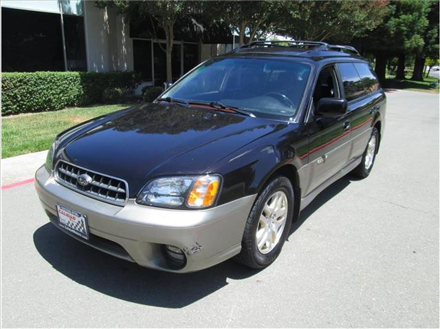 2003 SUBARU OUTBACK LIMITED WAGON 4D black financing available bad credit first time buyers open