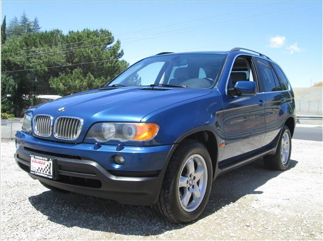 2003 BMW X5 44I SPORT UTILITY 4D blue financing available bad credit first time buyers open ban