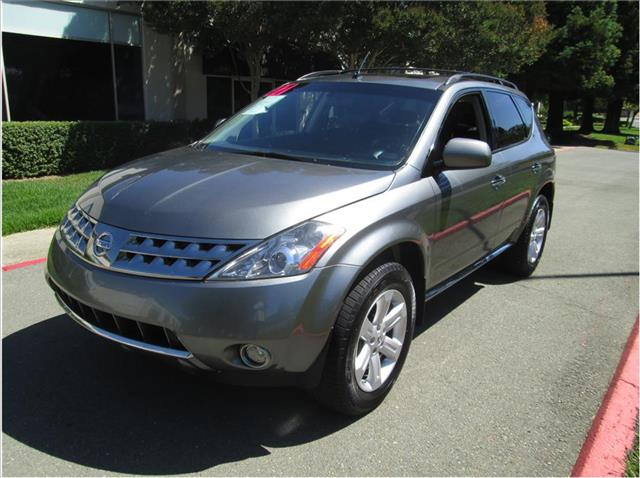 2007 NISSAN MURANO SL SPORT UTILITY 4D gray financing available bad credit first time buyers ope