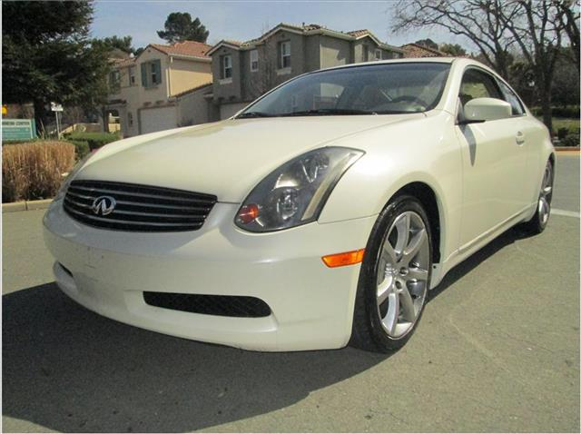 2003 INFINITI G35 G35 SPORT COUPE 2D white financing available bad credit first time buyers open
