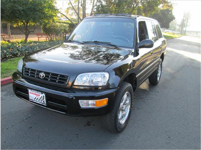 1999 TOYOTA RAV4 SPORT UTILITY 4D black financing available bad credit first time buyers open ba