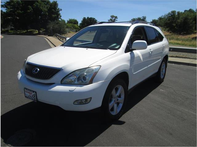 2004 LEXUS RX 330 RX 330 SPORT UTILITY 4D white financing available bad credit first time buyers