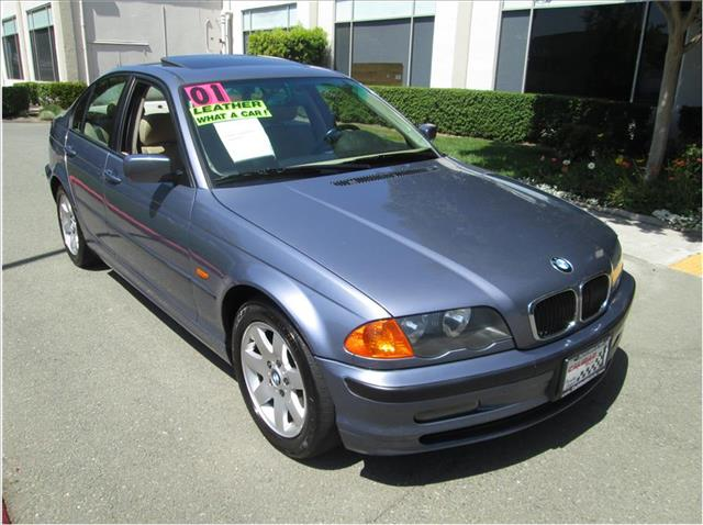 2001 BMW 3 SERIES 325I SEDAN 4D blue financing available bad credit first time buyers open bankr