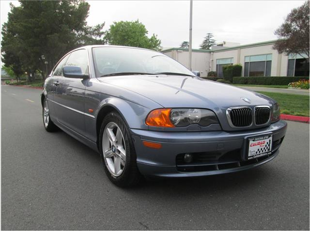2002 BMW 3 SERIES 325CI COUPE 2D blue financing available bad credit first time buyers open bank