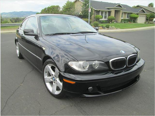 2004 BMW 3 SERIES 325CI COUPE 2D black financing available bad credit first time buyers open ban