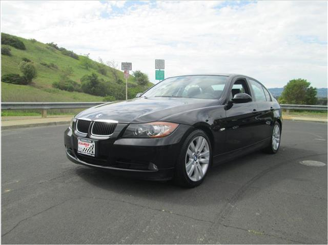 2006 BMW 3 SERIES 325I SEDAN 4D black financing available bad credit first time buyers open bank