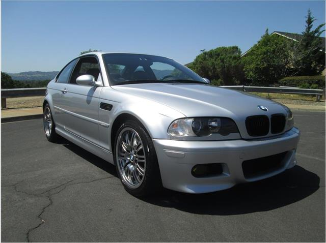 2003 BMW 3 SERIES COUPE 2D silver financing available bad credit first time buyers open bankrupt