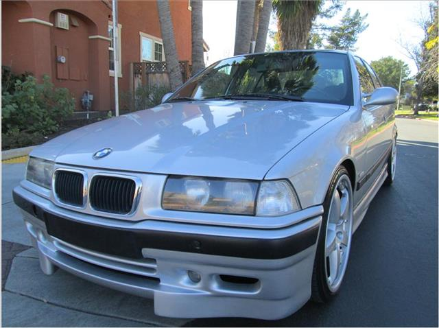 1998 BMW 3 SERIES SEDAN 4D silver financing available bad credit first time buyers open bankrupt