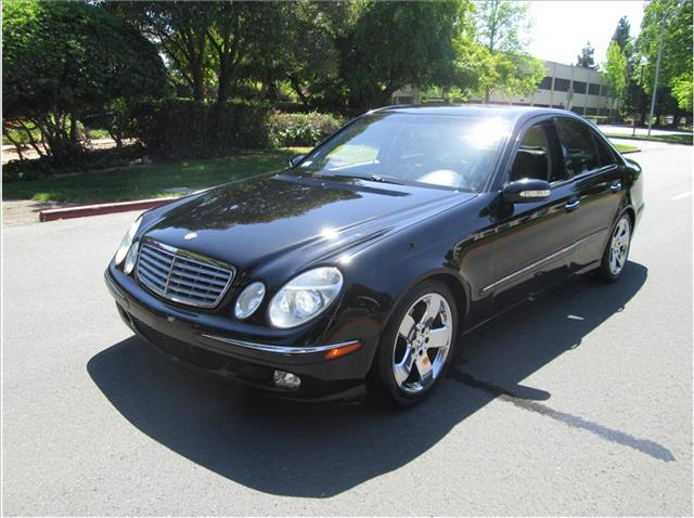 2003 MERCEDES-BENZ E-CLASS E320 SEDAN 4D black financing available bad credit first time buyers