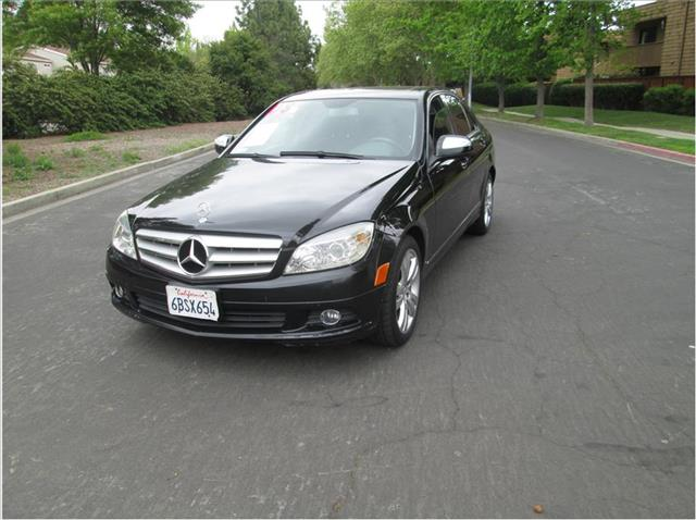 2008 MERCEDES-BENZ C-CLASS C300 LUXURY SEDAN 4D black financing available bad credit first time b