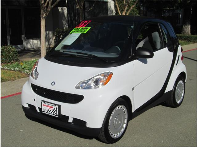 2009 SMART FORTWO PURE HATCHBACK 2D white financing available bad credit first time buyers open 