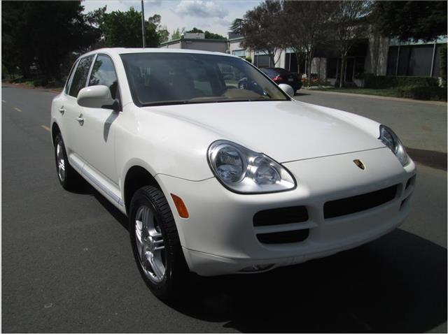 2006 PORSCHE CAYENNE SPORT UTILITY 4D white financing available bad credit first time buyers ope