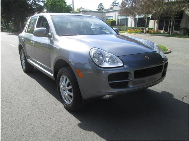 2005 PORSCHE CAYENNE SPORT UTILITY 4D gray financing available bad credit first time buyers open