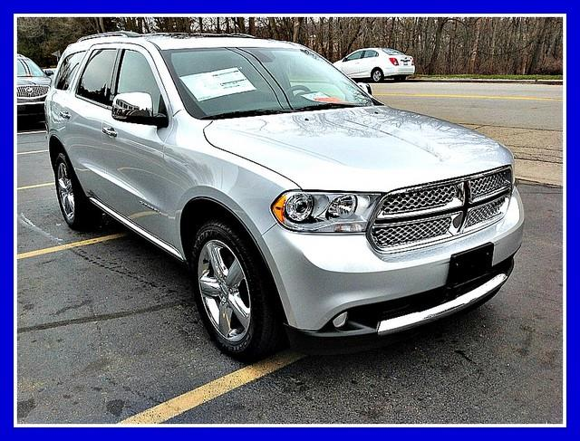 2012 Dodge Durango - Cedarville, IL