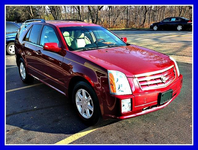 2004 Cadillac SRX - Cedarville, IL