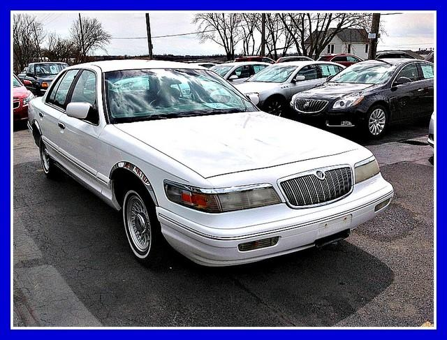 1997 Mercury Grand Marquis - Cedarville, IL