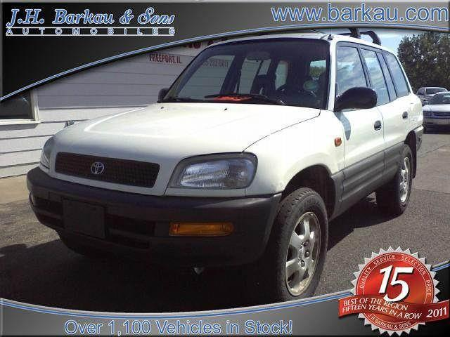 1996 Toyota RAV4 - Cedarville, IL