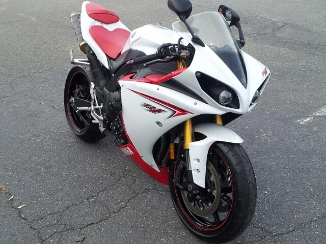 2009 Yamaha R1  - Virginia Beach VA