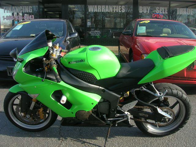 2005 Kawasaki ZX6  - Virginia Beach VA