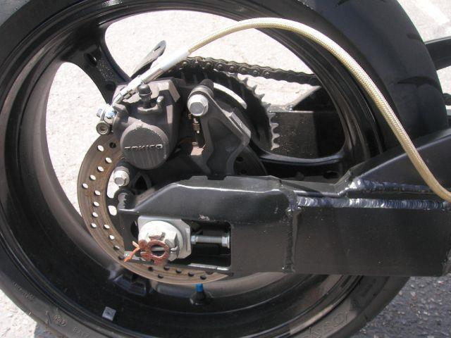 2007 Suzuki GSXR-600  - Virginia Beach VA