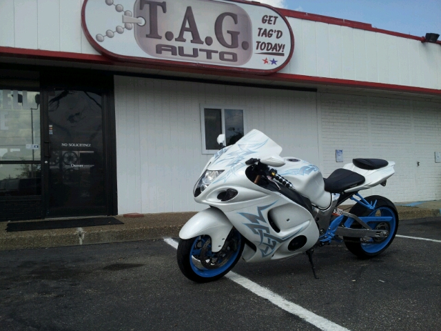 2008 Suzuki 1300 Hayabusa  - Virginia Beach VA