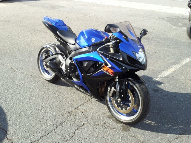 2006 Suzuki GSXR 600  - Virginia Beach VA