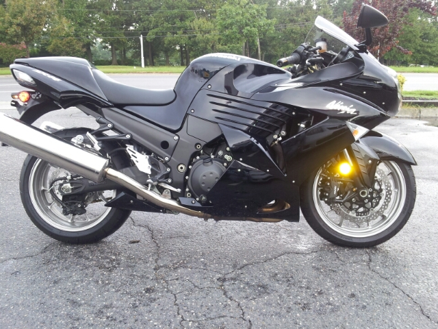 2008 Kawasaki ZX14R  - Virginia Beach VA
