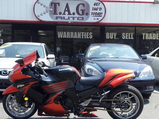 2006 Kawasaki ZX 14R  - Virginia Beach VA