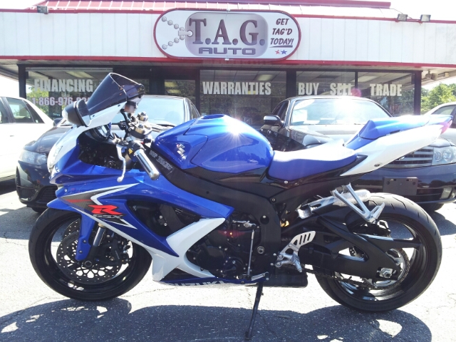 2008 Suzuki GSXR 600  - Virginia Beach VA