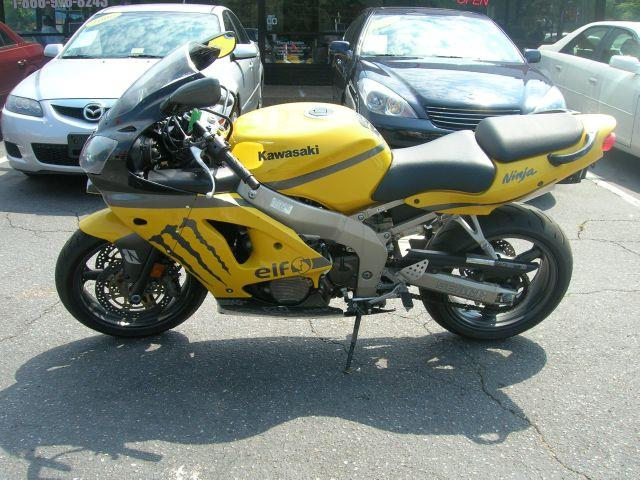 2002 KAWASAKI ZX6 NINJA - Virginia Beach VA